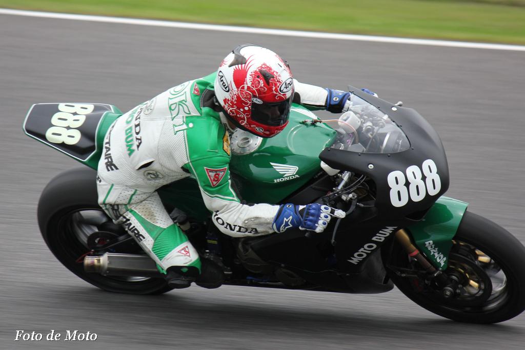 #888 石垣牛&マグロレーシング・モトバム 大木 崇之 國川 浩道 松川 泰宏 Honda CBR1000RR