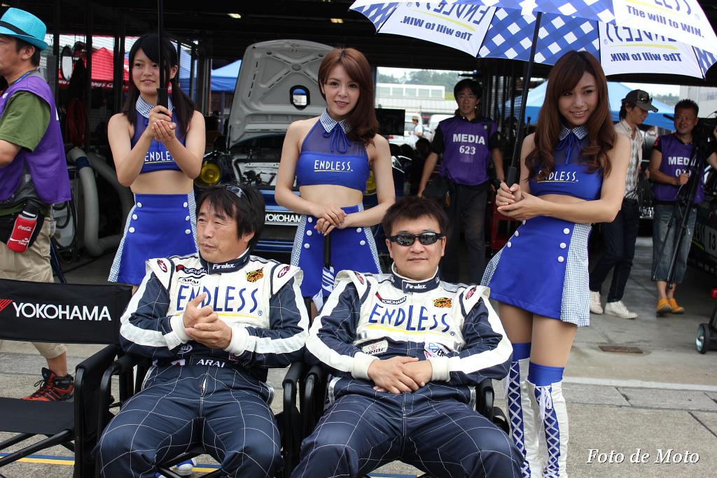 GT3 #3 ENDLESS ADVAN PORSCHE YUKE TANIGUCHI 峰尾 恭輔 TOSHI ARAI