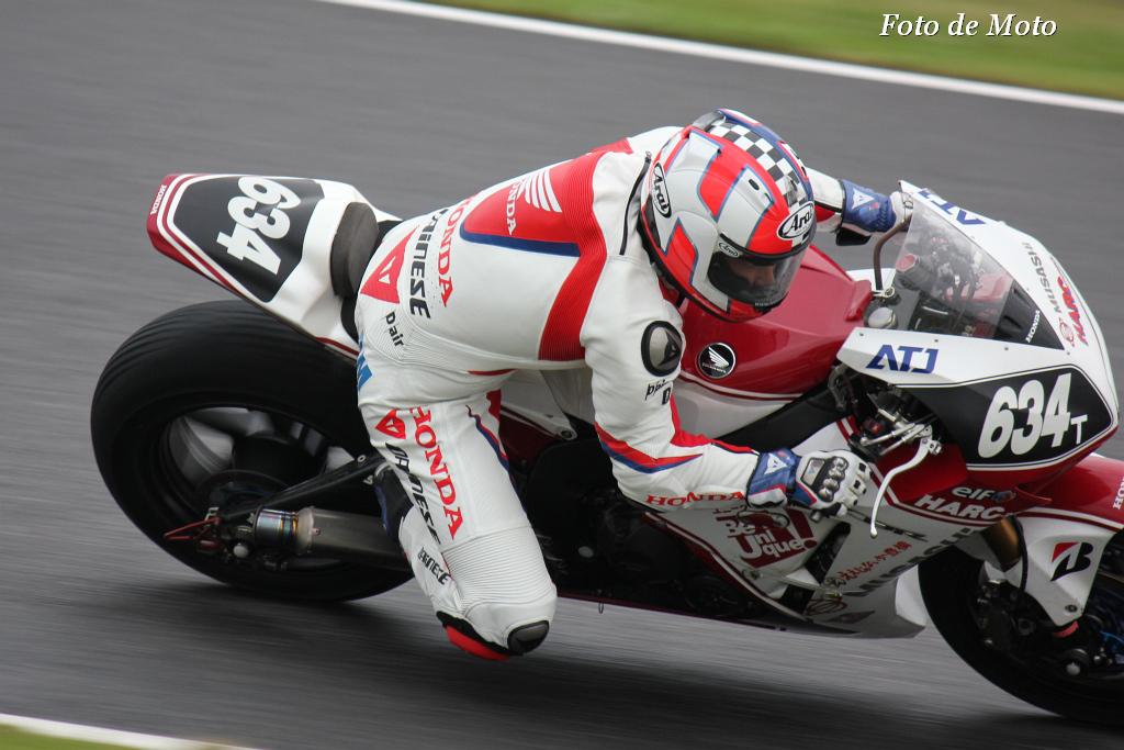 #634 MuSASHi RT ハルク・プロ 高橋 巧 Leon HASLAM Honda CBR1000RR