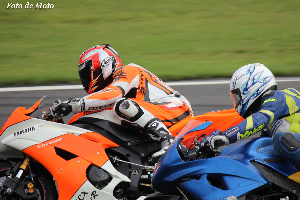 ST600 #550 Dog Fight Raching-REMEX JAPAN 池田 英樹 YZF-R6