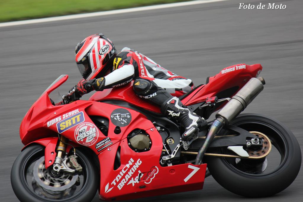 JSBインター #7 SRTTレーシング 長田 政樹 Honda GSX-R1000