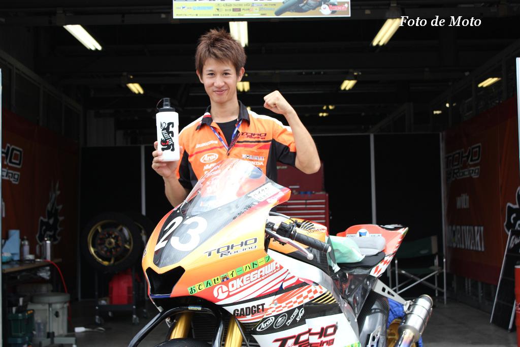 J-GP2 #23 TOHO Racing+おでんせイーハトーブ  鎌田 悟 Kamata Satoru MD600
