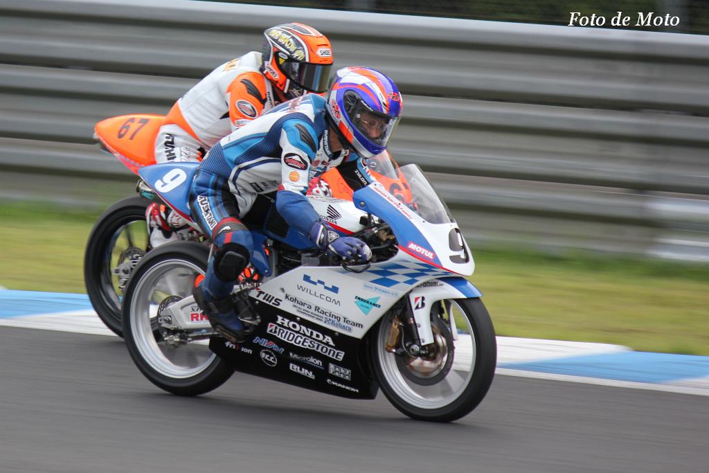 J-GP3 #9 KoharaRacing 菊池 寛幸 Kikuchi Hiroyuki Honda NSF250R