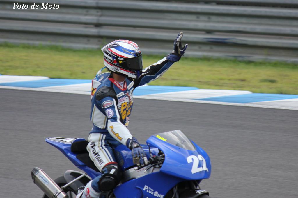 J-GP2 #22 TEAM PLUSONE 佐藤 太紀 TSR TSR6