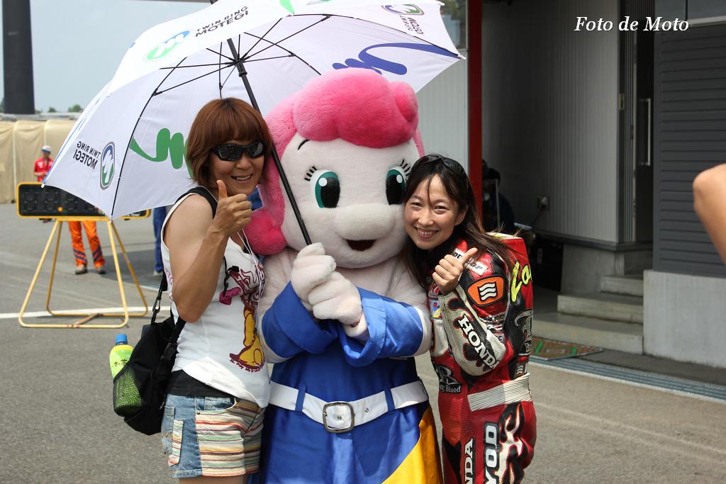 J-GP3 #44 GARAGE.M&チャウ&BB 小沢 良美 Ozawa Yoshimi G.M.W250