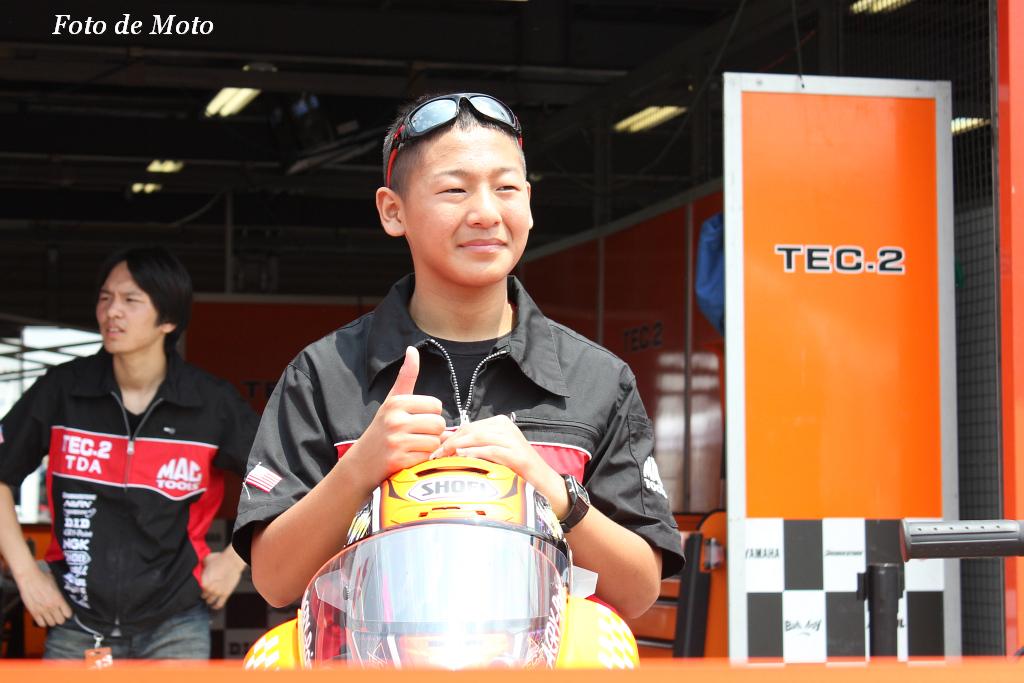 J-GP3 #67 TEAM TEC2 & TDA 鳥羽 海渡 Toba Kaito TEC2-12