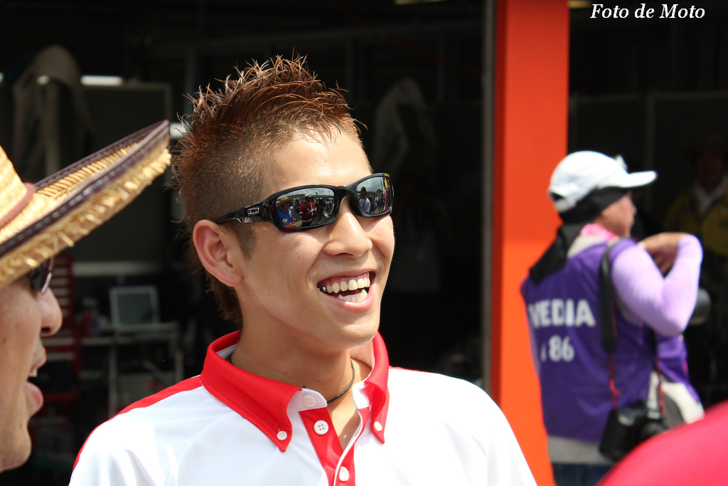 J-GP3 #20 Honda Team Asia  尾野 弘樹 Ono Hiroki TSR3