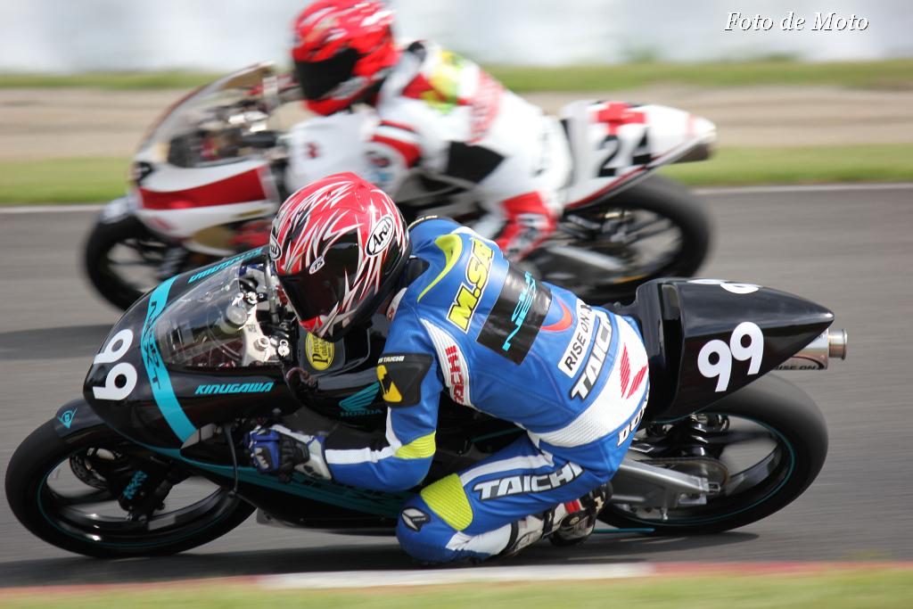 J-GP3 #99 CLUB NEXT   佐藤 正之 Honda NSF250R