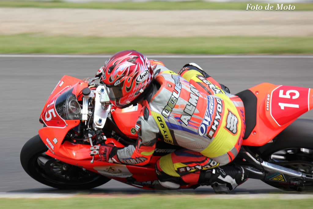 J-GP2 #15 ALLMAN&OWRACING 小口 理 Yamaha YZF-R6