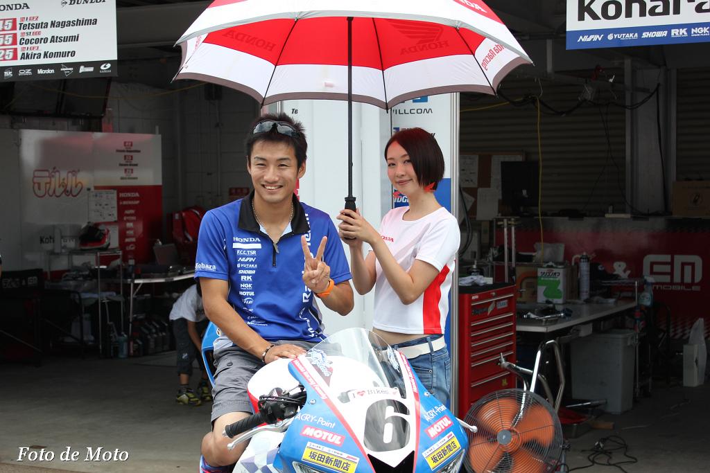 ST600 #6 渡辺 一馬 Watanabe Kazuma KoharaRacing Honda CBR600RR