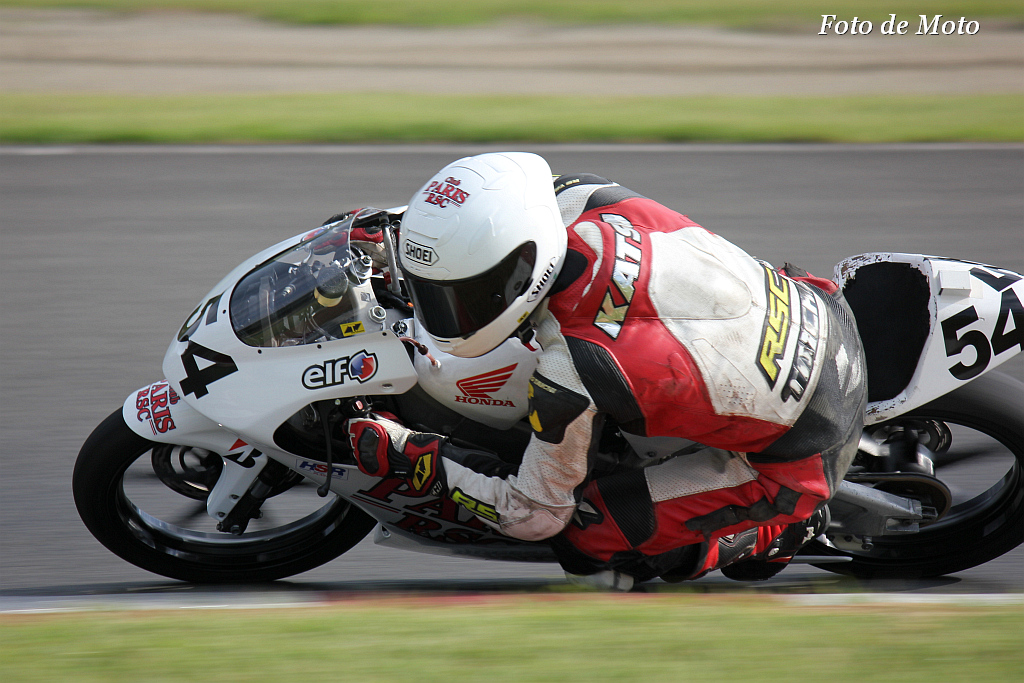 J-GP3 #54 Club PARIS RSC   田㞍 克行 Honda NSF250R