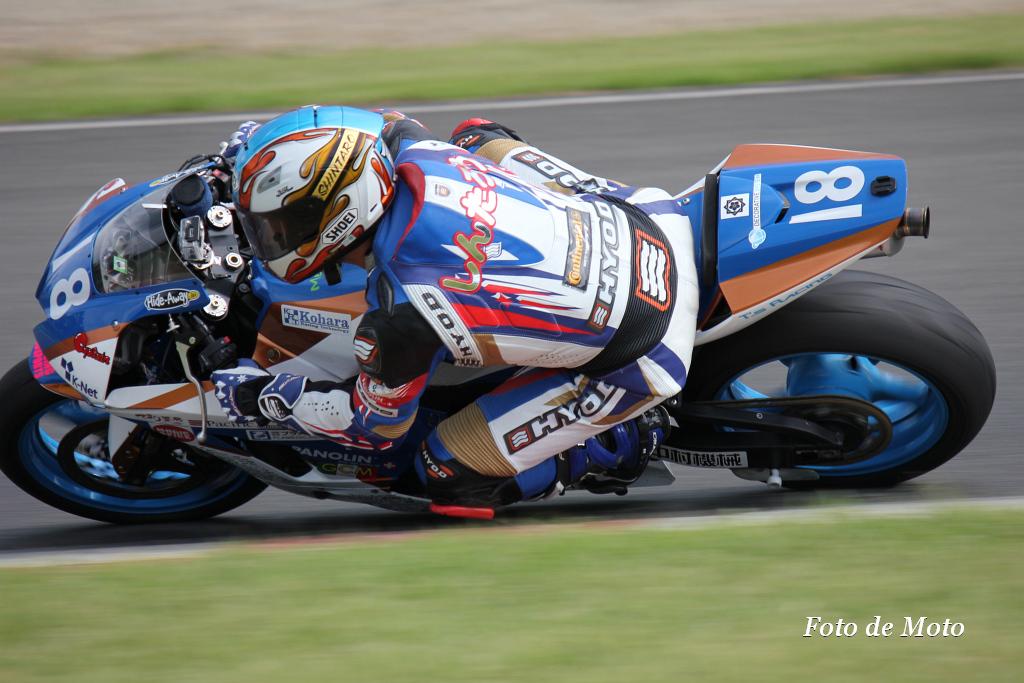 ST600 #18 TEAMしんたろうwithKRT 中山 真太郎 Nakayama Shitaro Honda CBR600RR
