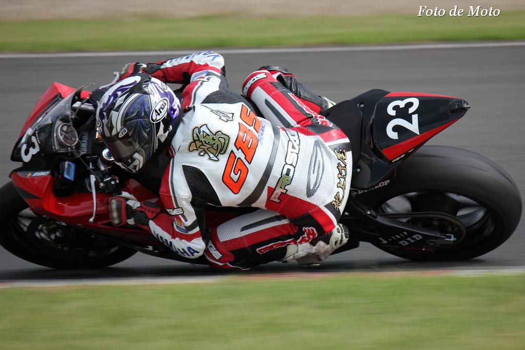 ST600 #23 GBSレーシング 近藤 湧也 Kondo Yuya Yamaha YZF-R6