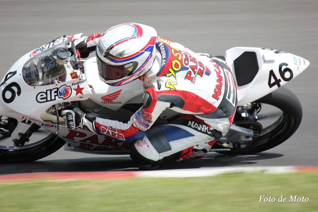 J-GP3 #46  Club PARIS RSC  岩戸 亮介 Honda NSF250R