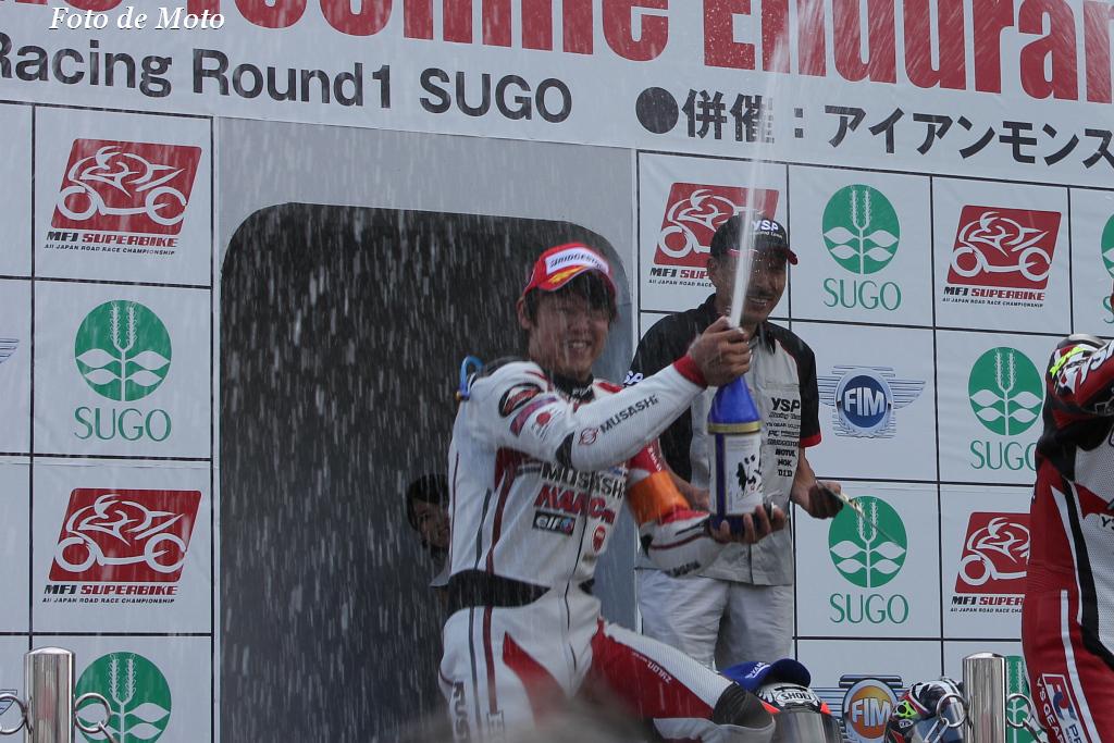 JSB1000 # 634  MuSASHiRTハルク・プロ 高橋 巧 Takahashi Takumi Honda CBR1000RR