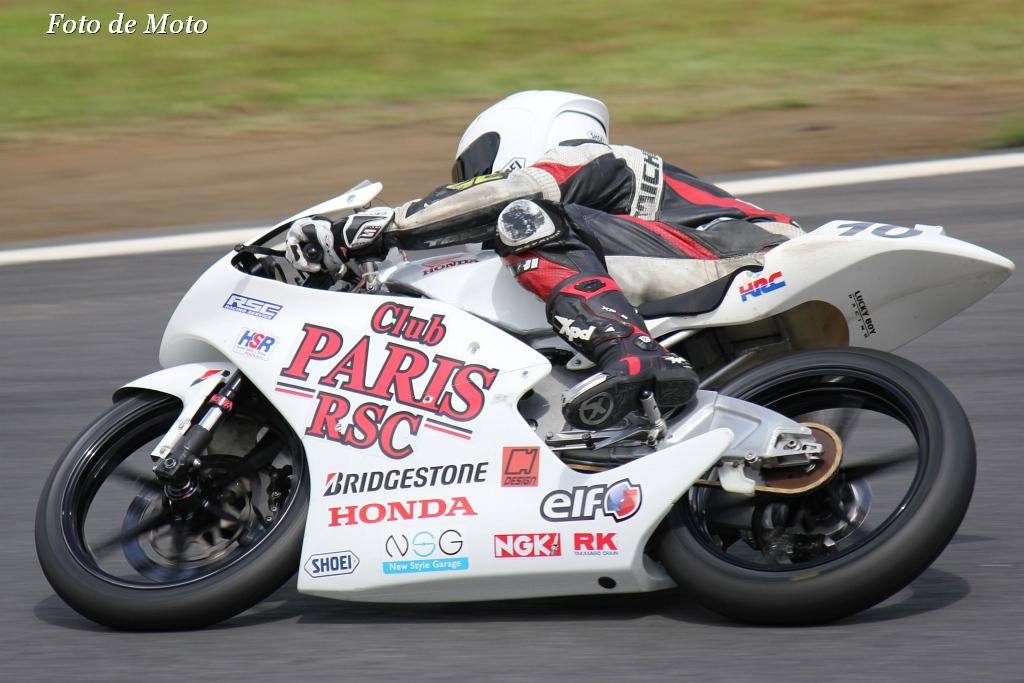 J-GP3 #10 Club PARIS RSC 田尻 悠人 Honda NSF250R