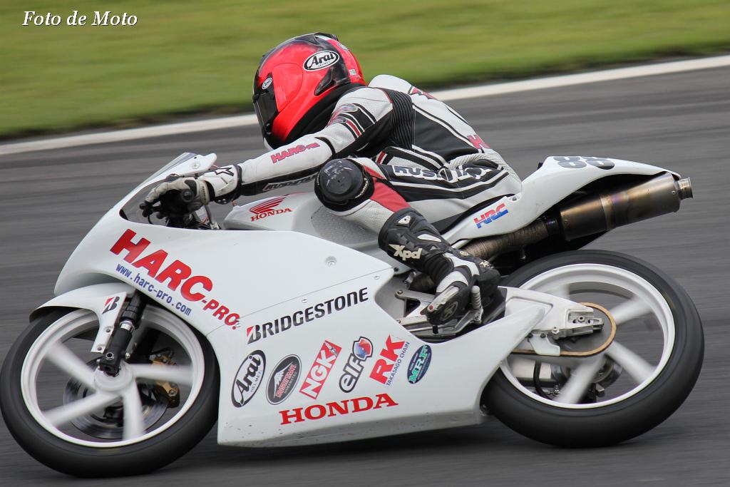 J-GP3 #88 CLUB HARC-PRO. 水野 涼 Mizuno Ryo Honda NSF250R