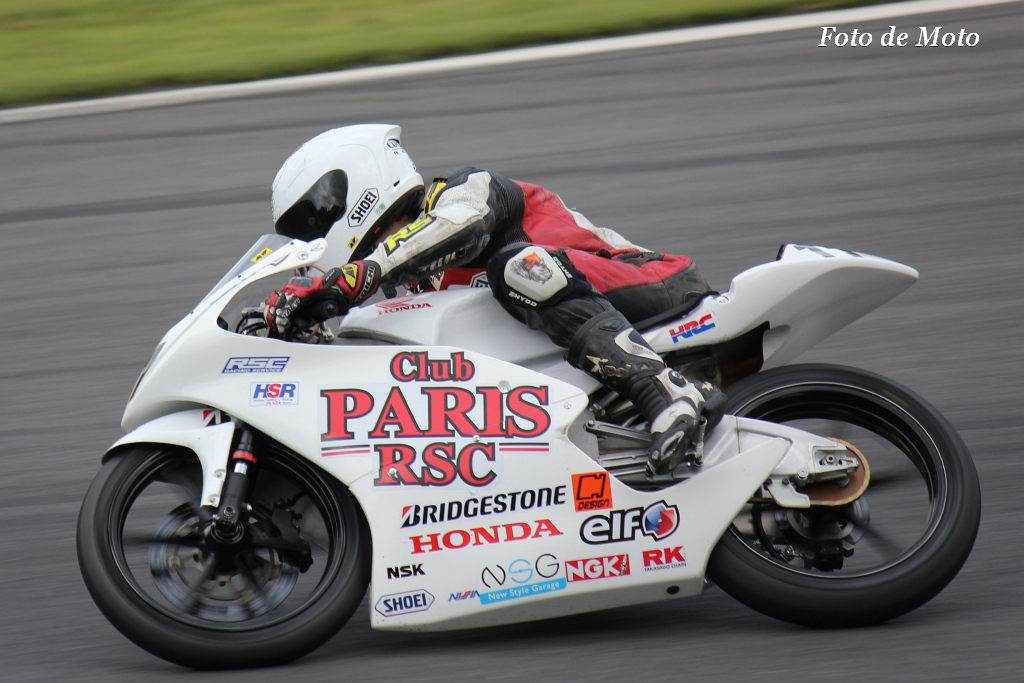 J-GP3 #11 Club PARIS RSC 田尻 克行 Honda NSF250R
