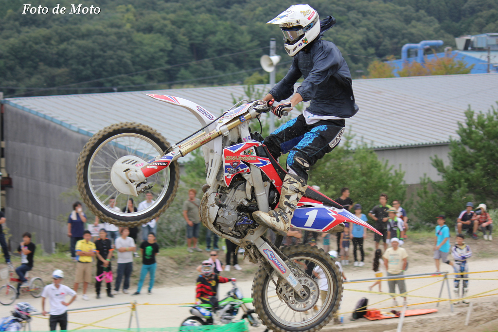 IB2 #1 motoshop MASA RT 小林 邦義 CRF250R