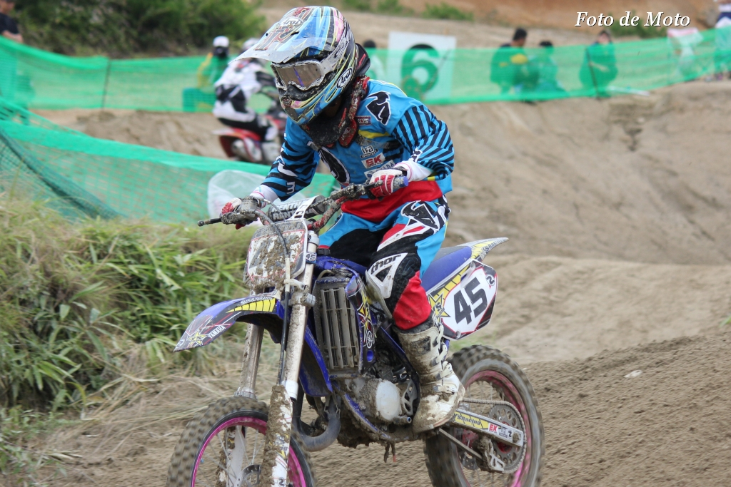 LX #45 HOT STAFF with Y's Racing 吉田 結耶 YZ85