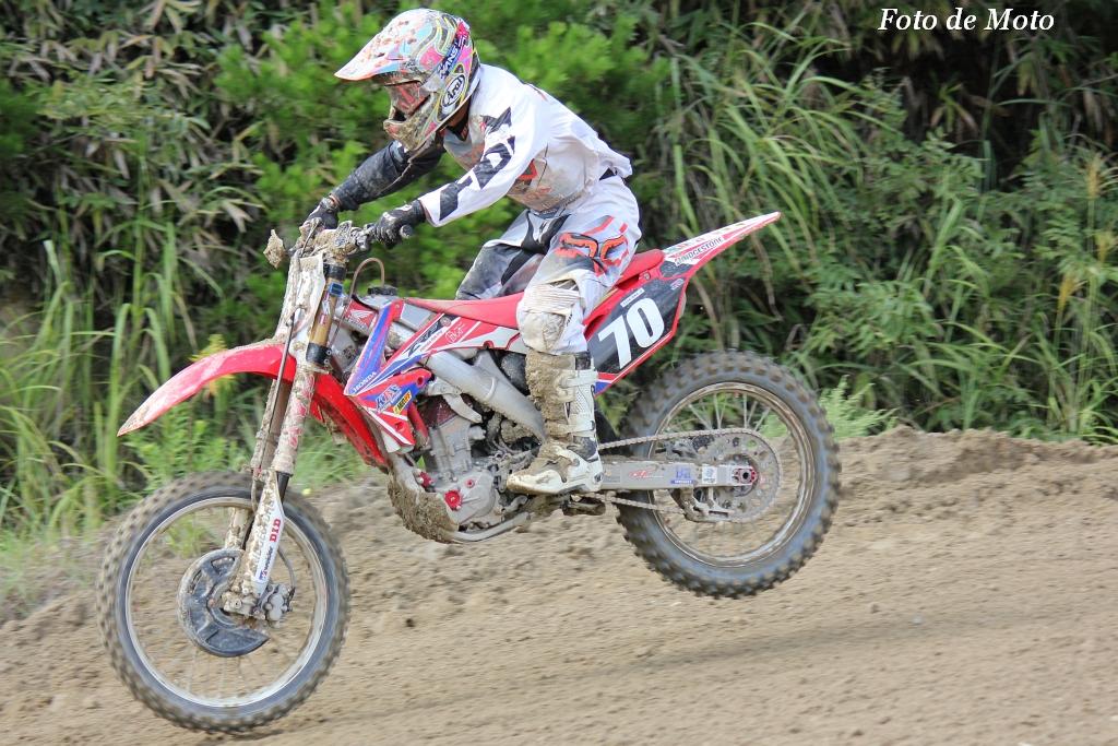 IA2 #70 SEKI Racing MotoRoman & KBF-RS 大木 新太 CRF250R