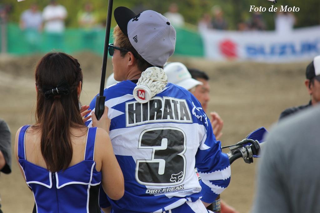 IA1 #3 YAMAHA YSP Racing Team 平田 優 Hirata Yu YZ450FM