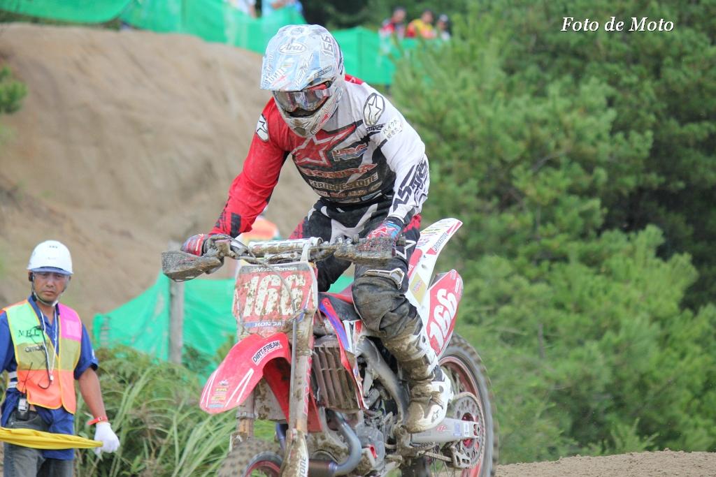 IA1 #166 SEKI Racing MotoRoman & KBF-RS 星野 優位 Hoshino Yuui CRF450R