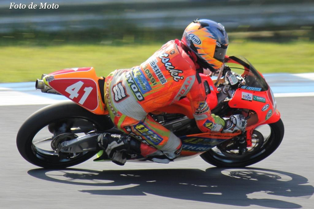 J-GP3 #41 41Planningウィズラン 佐取 克樹 Satori Katsuki NSF250R