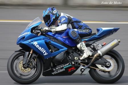 SP #9 Reality Racing 尾張 恵介 GSX-R1000K7