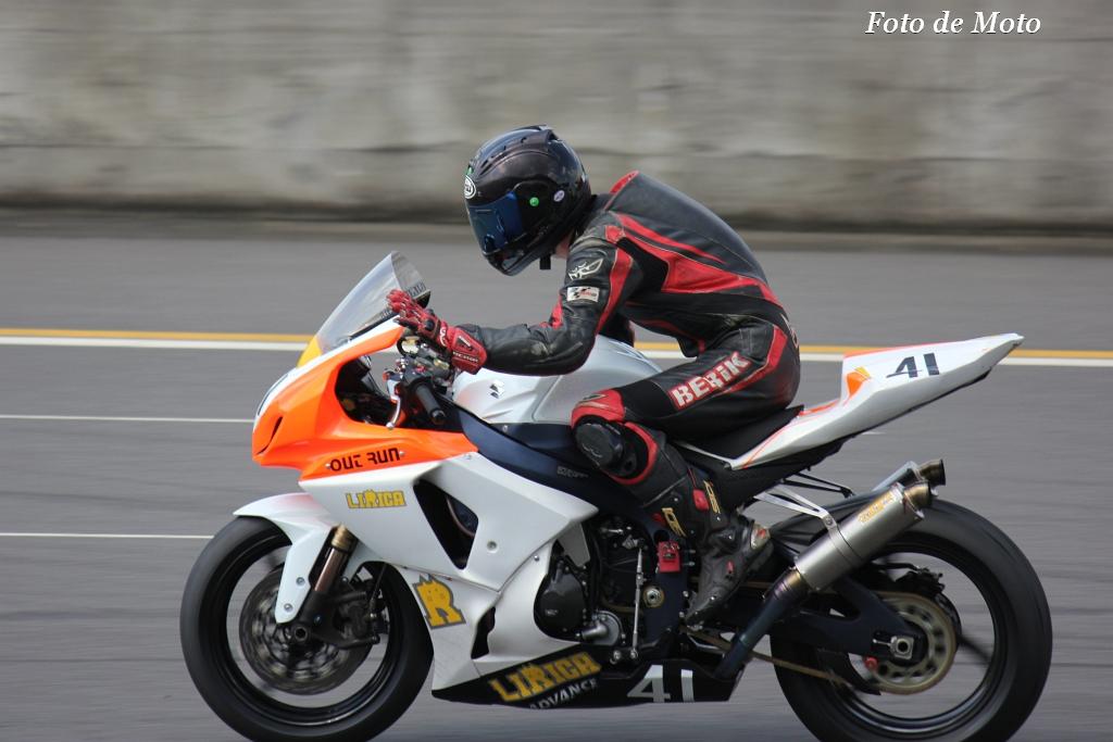 SP #41 リリカAMENA 枝光 亮英 GSX-R1000