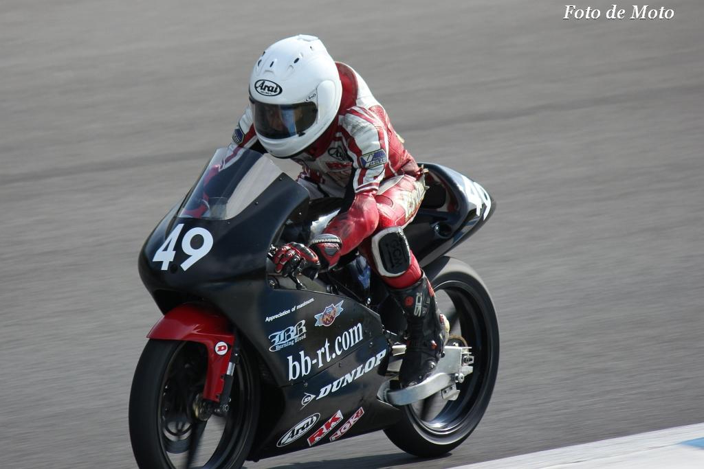 J-GP3 インター #49 GARAGE M&TKR 後藤 満 TKR250R
