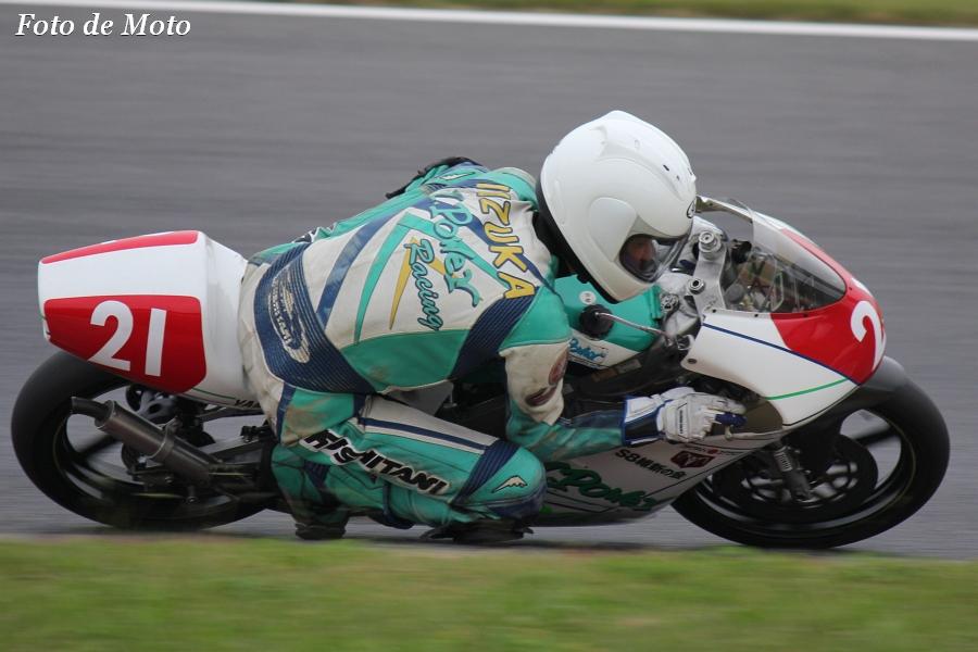 S80 #21 I.POWER+立花R+ハルナ 飯塚 富夫 Yamaha 悪魔のYZ
