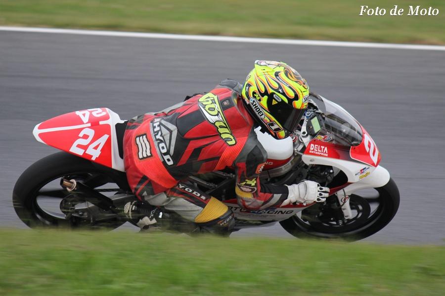 S80 #24 MOTO RACING 羽田 太河 M:MBF-01