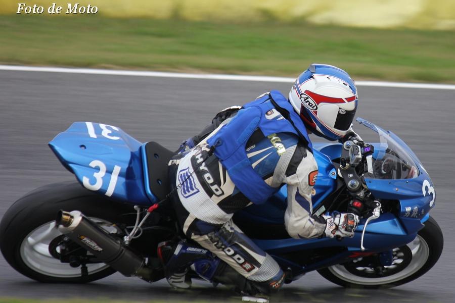 TC600 #31 ●RC北多摩モータース町田 髙岡 俊光 Suzuki GSX-R600