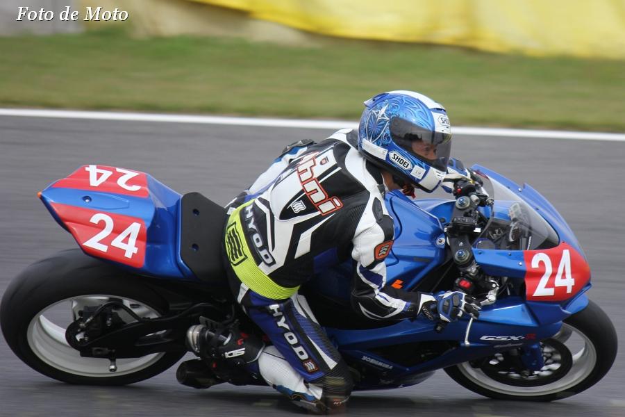 TC600 #24 DGZ 大西 浩史 Suzuki GSX-R600