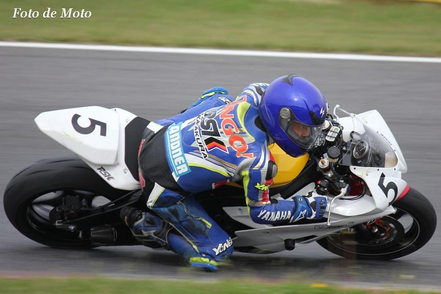 TC600 #5 チームRSカタクラ 近藤 栄輔 Yamaha YZF-R6