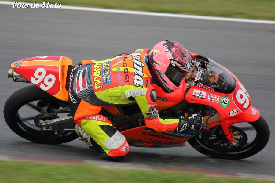 J-GP3 #99 41プランニング/withrun 白石 玲菜 Honda NSF250R