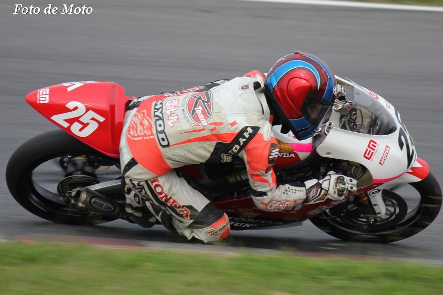 J-GP3 #25 テルルレーシング 薮田 壱速 Honda NSF250R