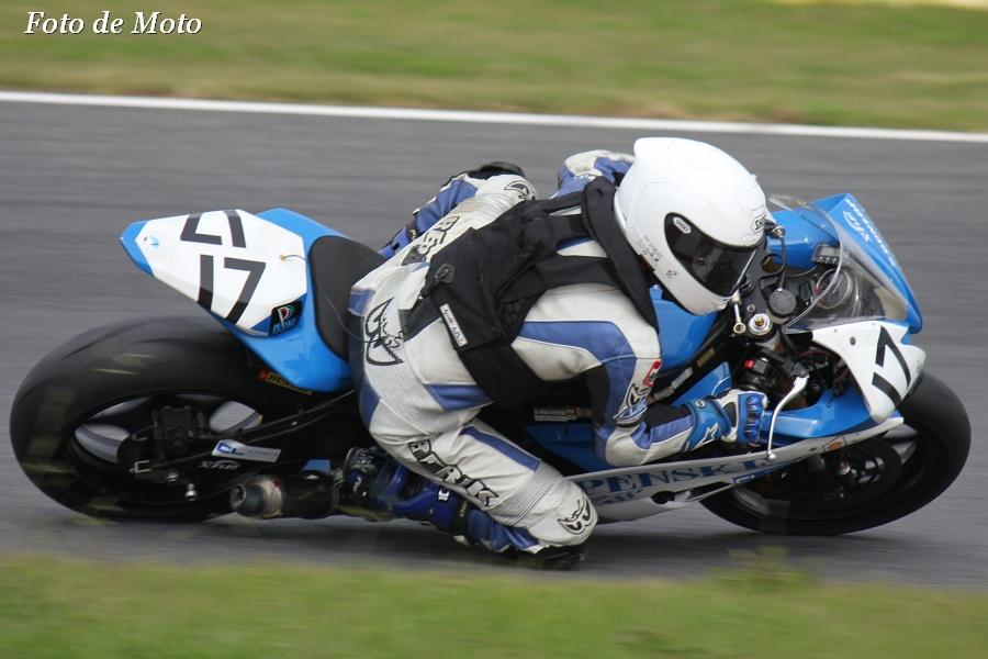 ST600 #17 チーム ペンスケ 石塚 健 Yamaha YZF-R6