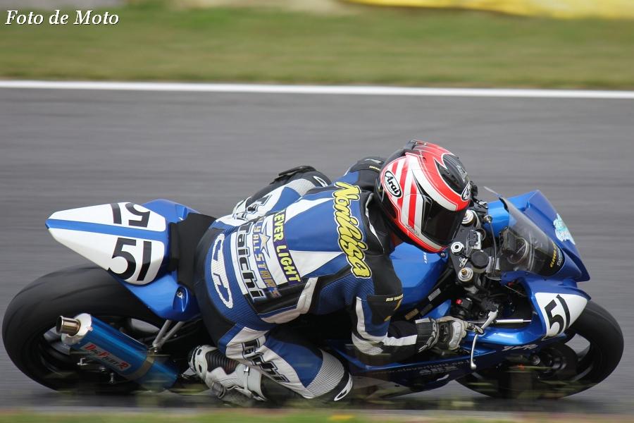 ST600 #51 クレバーライトレーシングチーム 八木 則久 Yamaha YZF-R6