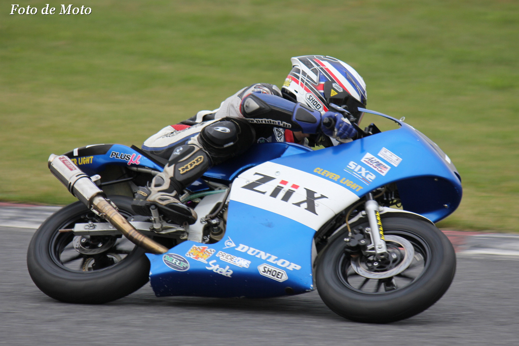 TC-mini #72 クレバーライトレーシングチーム 髙橋 孝浩 Honda NSF