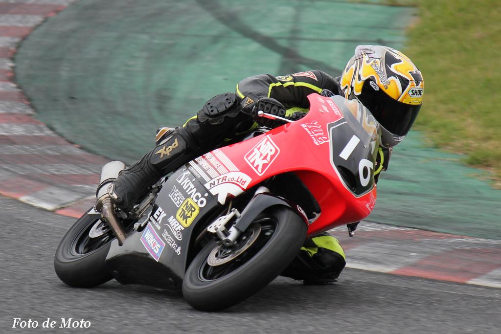 TC-mini #16 Yueレーシング&RH松島+NTR 市橋 貴志 Honda NSF100