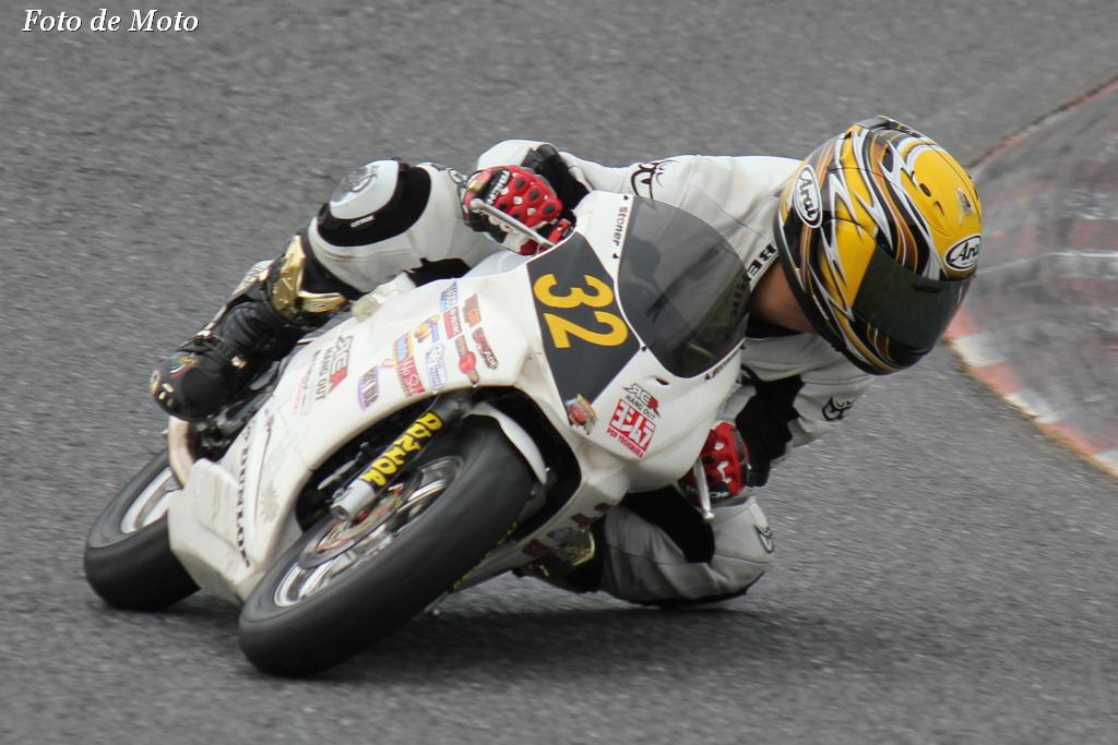 TC-mini #32 RCR・Stoner's 横井 憲 Honda NSF100