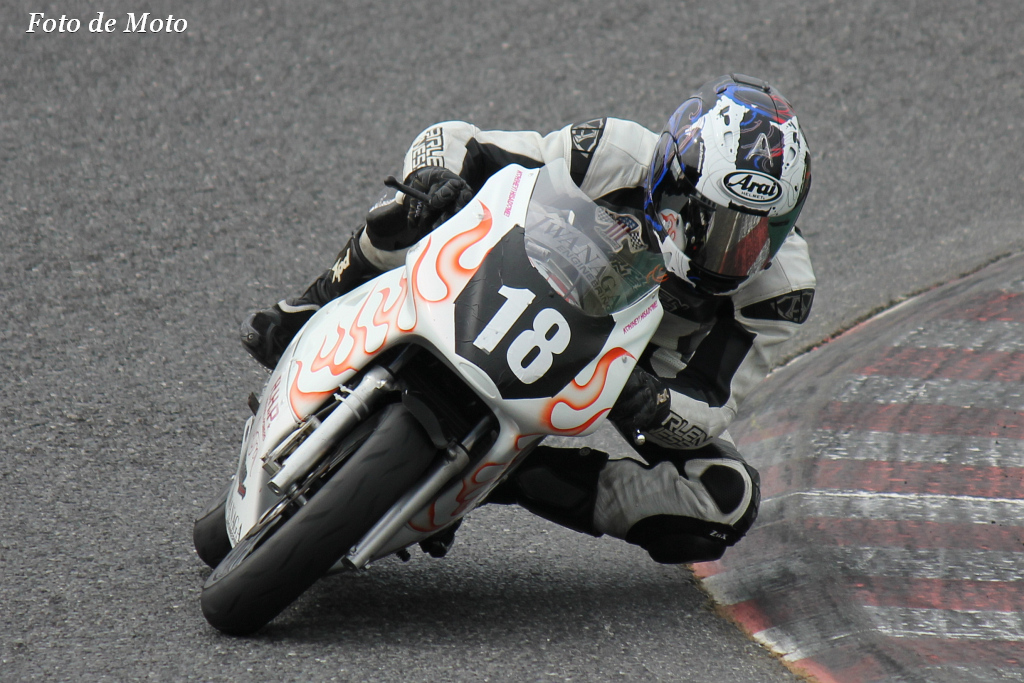 TC-mini #18 R☆H☆P+Neutral 久留 滉平 Honda NSR80