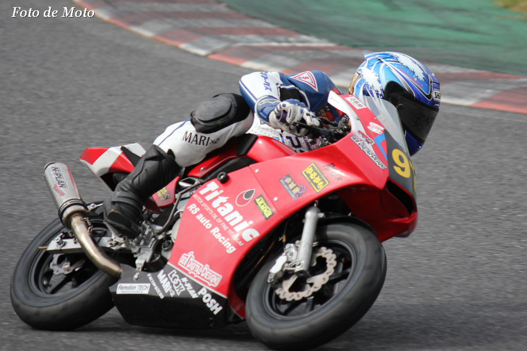 TC-mini #97 かるがも+アカオギ+POSH小城塾 谷川 太一 Honda NSF100