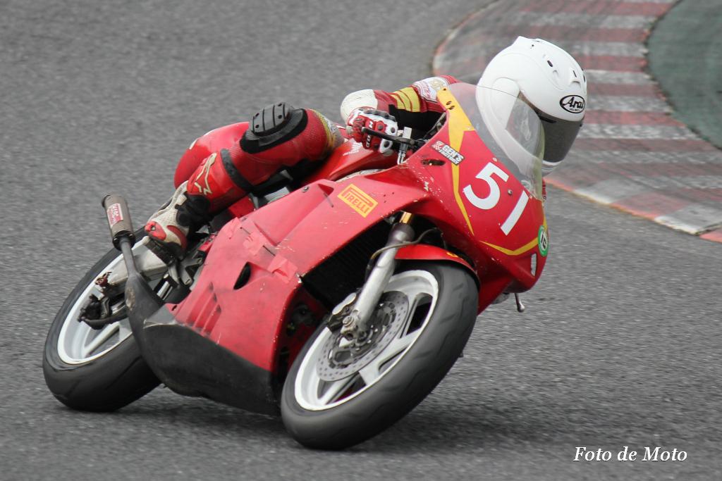 TC250 #51 RT松電&Gen'sFactory 小川 洋一郎 Honda NSR250R