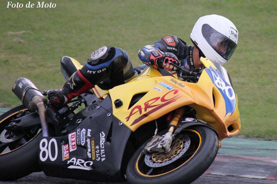 TC-Formula #80 ARCレーシング☆212GP 相川 亨 Suzuki GSX-R1000