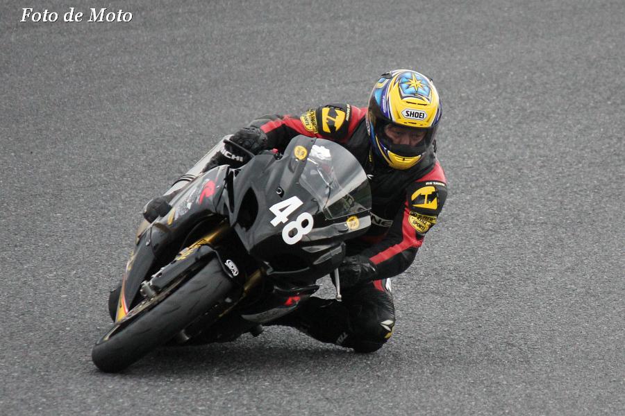 TC-F #48 GF☆KENZ☆ARC☆ARS 川端 由晃 Suzuki GSX-R1000