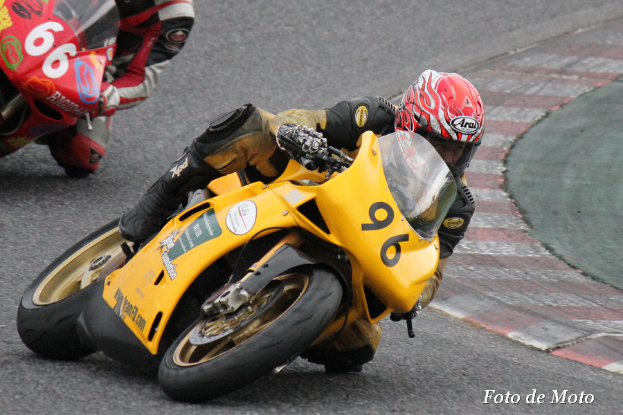 TC-F #96 HiRaNo&TFD 舩木 弘之 Ducati 916