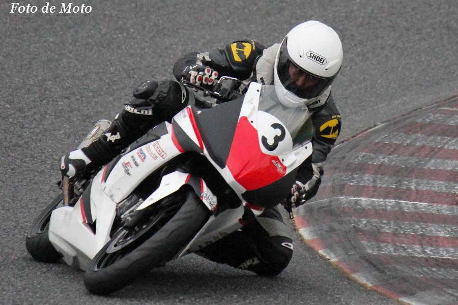 ST250 #3 ファイヤーガレージ&MKT-R 丸山 浩康 Kawasaki Ninja250R